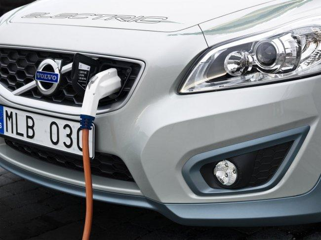 Volvo C30 electrico