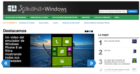 Xataka Windows, nos lo estabais pidiendo