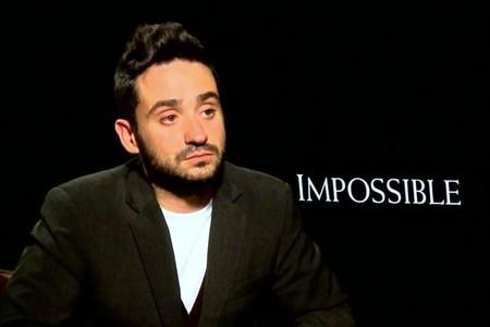 Juan Antonio Bayona gana el Premio Nacional de Cinematografía 2013