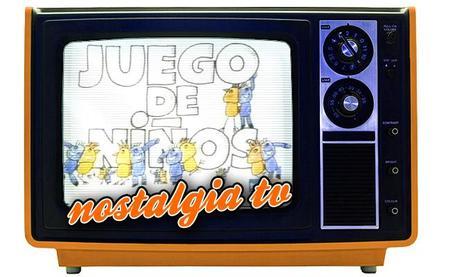 'Juego de niños', Nostalgia TV