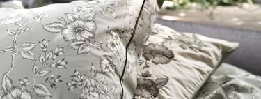 Prepara tu dormitorio para la próxima llegada de la primavera con esta selección de textiles de Ikea