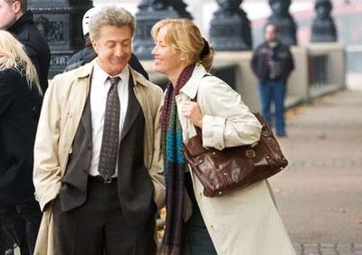 Dustin Hoffman se pasa a la tele con 'Luck'