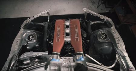 Un Toyota GT86 con motor de Ferrari 458 Italia ¿Sacrilegio o genialidad?