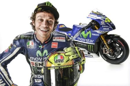 Valentino Rossi anuncia su propio juego de  motociclismo para el próximo verano