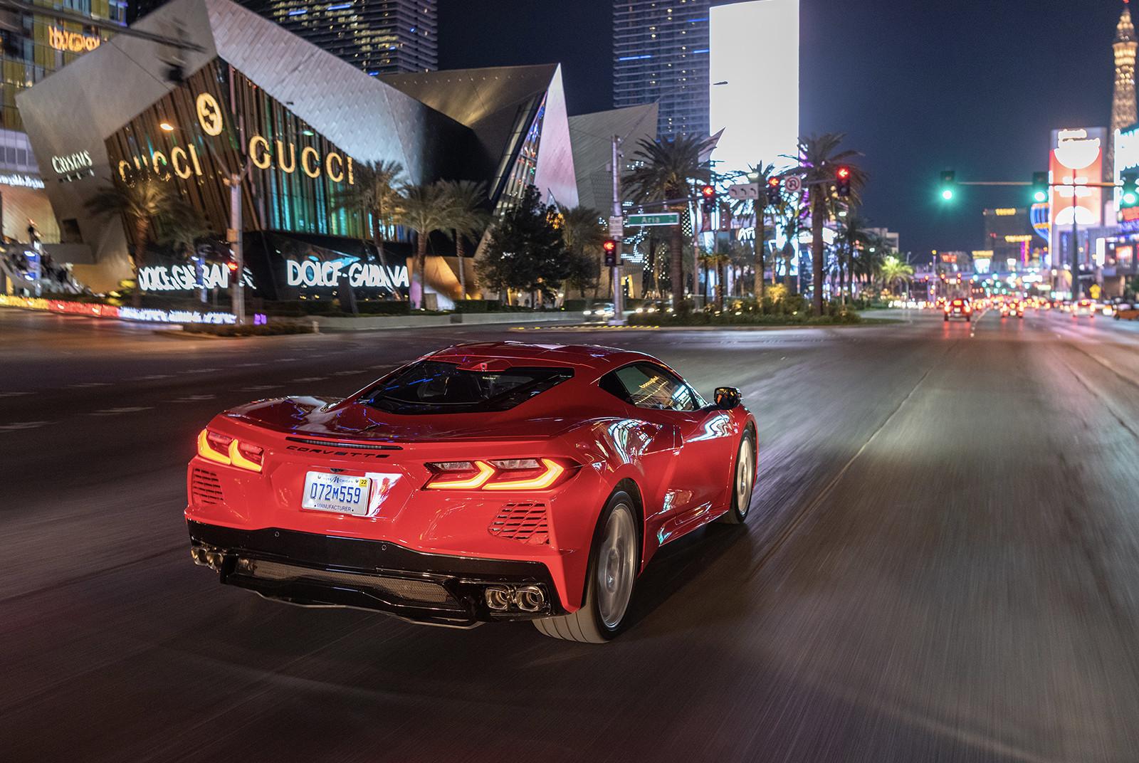Foto de Chevrolet Corvette 2020 (prueba) (38/73)