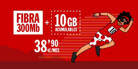 Pepephone duplica los gigas en dos de sus tarifas: 10 GB y llamadas ilimitadas por 11,90 euros al mes