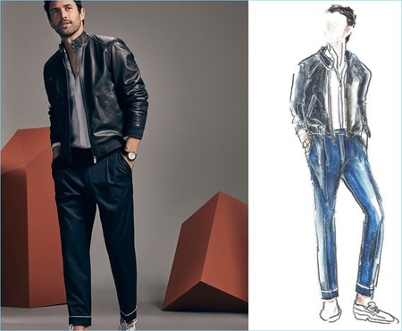 Massimo Dutti 2017 Spring Summer Limited Edition Mens Collection 011