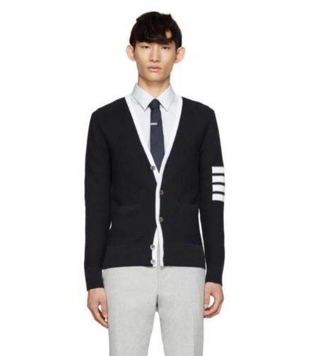 De regreso a la escuela, que el uniforme de Thom Browne lo encontramos en Zara