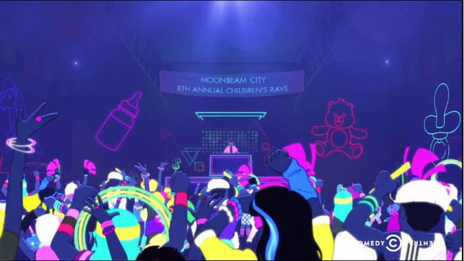 Moonbeam City Rave
