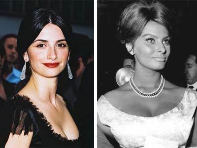 Los peinados de las famosas se inspiran en el pasado