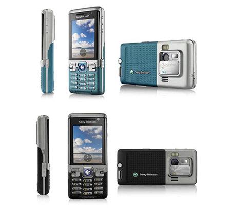 Sony Cybershot C702 y C902, con GPS y cámara de 5 megapíxeles