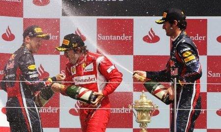 GP de Gran Bretaña 2011, análisis de la carrera