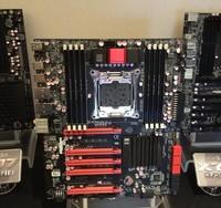EVGA presume imponente motherboard X99 con grandes capacidades multi-GPU
