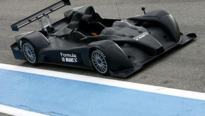 Se desvelan los detalles de la Formula Le Mans