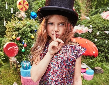Esta colección de ropa infantil crea un mundo de ensueño basado en Roald Dahl (y soñamos con las tallas de adultos)