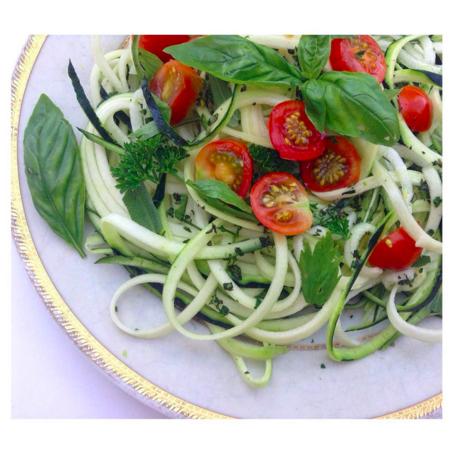 Recetas con zoodles o espaguetis vegetales: una nueva forma de consumir verduras