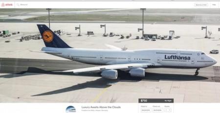 Ya puedes comprar también tus billetes aéreos de Lufthansa en Airbnb