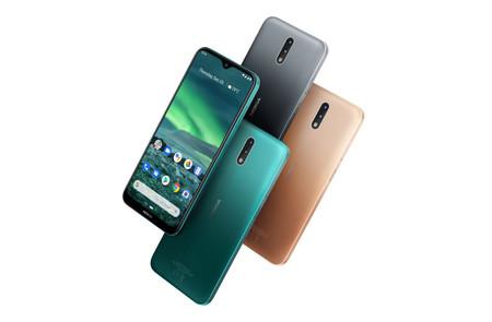 Nokia 2.3 llega a México: ya tenemos el precio del hermano pequeño que presume de batería y doble cámara