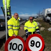 Más de 10.000km de carreteras reducen su límite de velocidad hoy: las razones de la medida estrella del Gobierno en seguridad vial