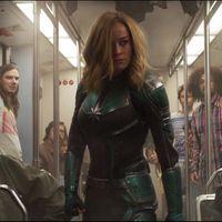 'Capitana Marvel' revienta la taquilla con 455 millones de dólares: sexto mejor estreno de todos los tiempos