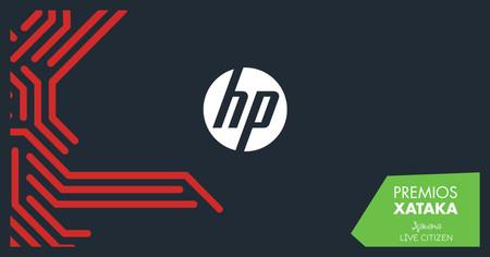 HP trae gaming, realidad virtual y equipos premium a Premios Xataka