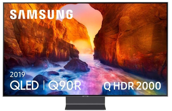 "Samsung QE65Q90R 65"" QLED UltraHD 4K"