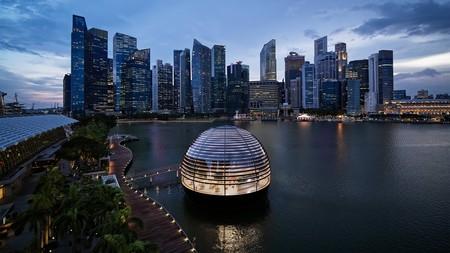 Apple Store Singapur 05