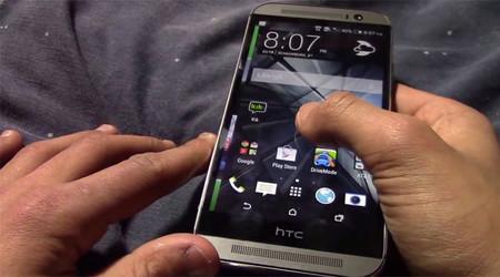 Nuevo HTC One (M8) aparece por completo en un video antes de su presentación