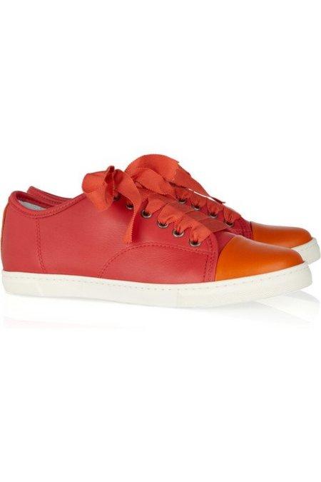 zapatillas lanvin