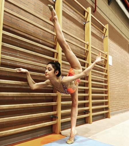 El duro y real mensaje de Olatz Rodríguez al anunciar que abandona la gimnasia con solo 17 años para superar su grave anorexia