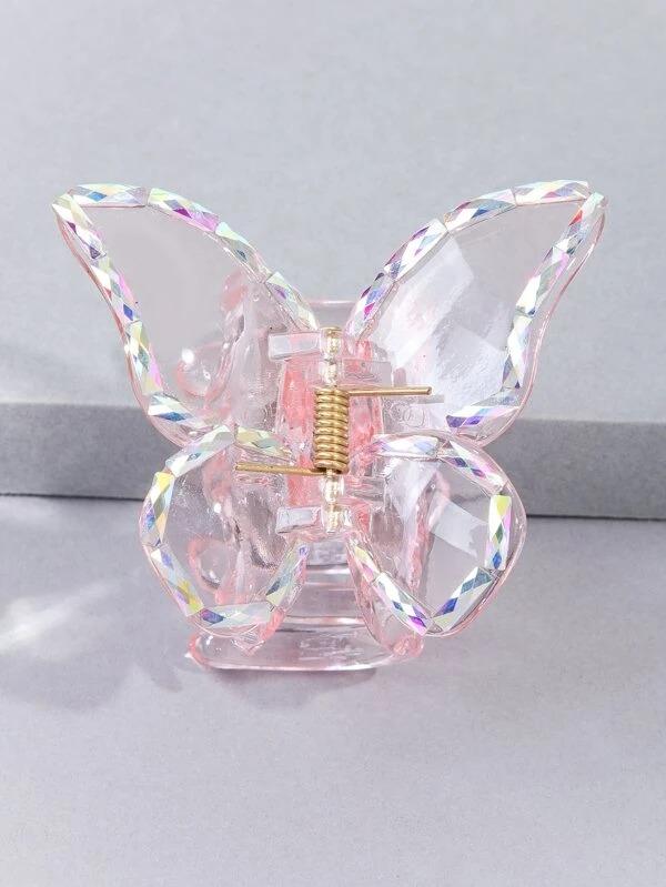 Pinzas de pelo estilo mariposa