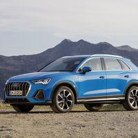 El nuevo Audi Q3 ofrece tres versiones de gasolina y dos diésel, desde 35.920 euros