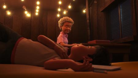 Un mexicano estuvo detrás de 'Wind': el corto exclusivo de Disney+ que incluye un cohete, una abuela y una metáfora de migración
