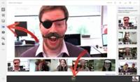 Hangouts Capture, guarda fotografías de tus videoconferencias en Google+