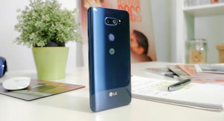 El LG V30 empieza a recibir Android 9 Pie