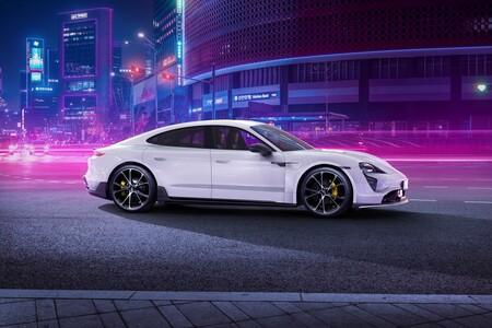Porsche Taycan Techart 005