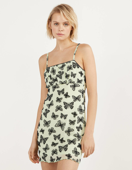 Vestido Verano 2020 Estampado 12