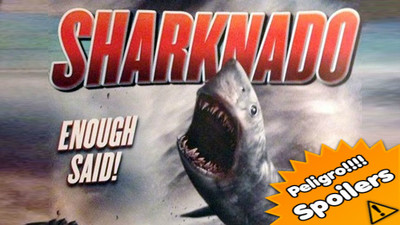 'Sharknado', la ida de olla definitiva
