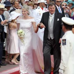 Foto 1 de 19 de la galería todas-las-imagenes-del-vestido-de-novia-de-charlene-wittstock-en-su-boda-con-alberto-de-monaco en Trendencias