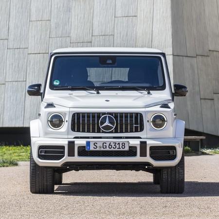 Mercedes Amg G 63 2018 Designo Diamond White Bright 230