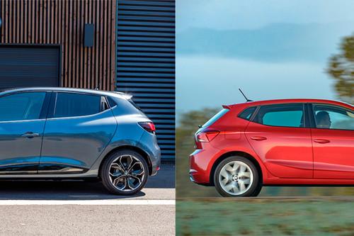 Comparativa SEAT Ibiza vs Renault Clio, ¿cuál es mejor para comprar?