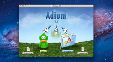 Adium se actualiza a la versión 1.5 tras un año y medio sin dar señales de vida