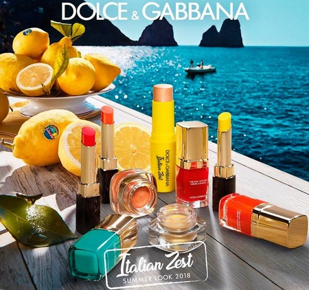 Dolce Gabbana Summer 2018 Italian Zest Collection 1