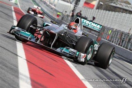 Previo Fórmula 1: Mercedes Grand Prix, sólo queda mejorar