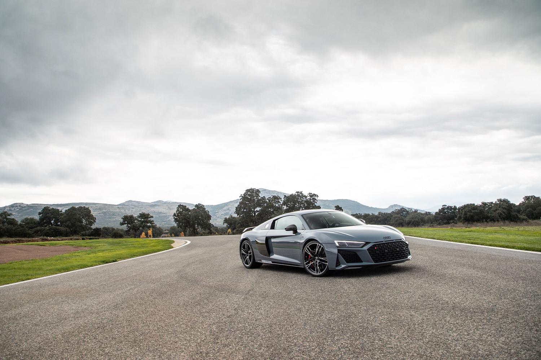 Foto de Audi R8 2019, toma de contacto (95/188)