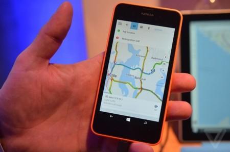 Maps Phones
