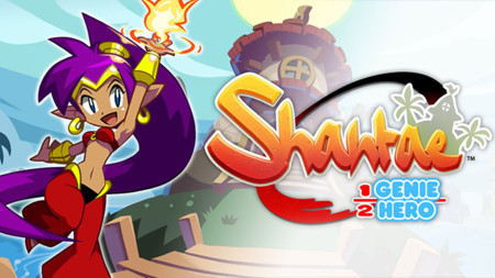 ¡Atención fans de Shantae!! Shantae: Half-Genie Hero sale en septiembre