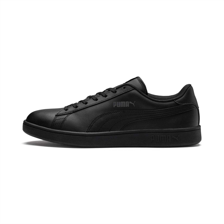 Zapatillas Smash v2 Leather negras