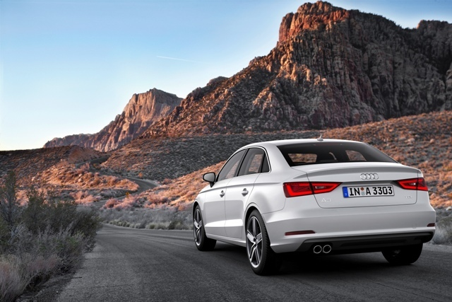 Foto de Nuevo Audi A3 Sedán (1/10)