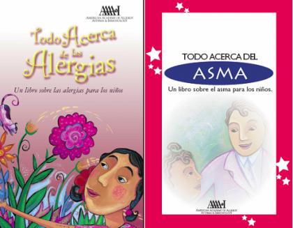 Cuentos para niños gratis sobre el asma y la alergia
